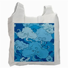 Abstract Nature 9 Recycle Bag (one Side) by tarastyle