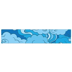Abstract Nature 9 Flano Scarf (small) by tarastyle