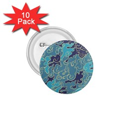 Abstract Nature 10 1 75  Buttons (10 Pack) by tarastyle
