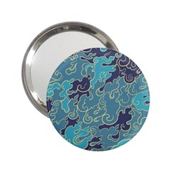 Abstract Nature 10 2 25  Handbag Mirrors by tarastyle