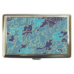 Abstract Nature 10 Cigarette Money Cases by tarastyle