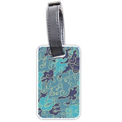 Abstract Nature 10 Luggage Tags (two Sides) by tarastyle
