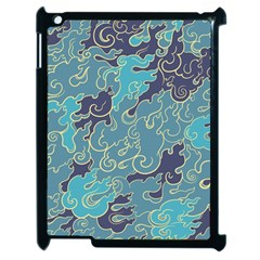 Abstract Nature 10 Apple Ipad 2 Case (black) by tarastyle