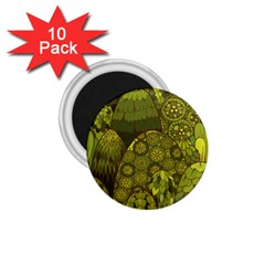 Abstract Nature 11 1 75  Magnets (10 Pack)  by tarastyle