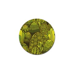 Abstract Nature 11 Golf Ball Marker (4 Pack) by tarastyle