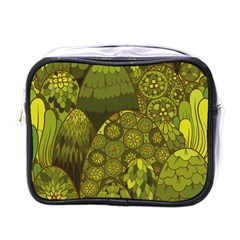 Abstract Nature 11 Mini Toiletries Bags by tarastyle