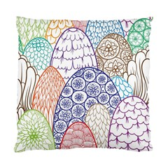 Abstract Nature 12 Standard Cushion Case (one Side) by tarastyle