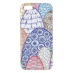 Abstract Nature 12 Apple Iphone 5 Premium Hardshell Case by tarastyle