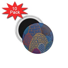 Abstract Nature 13 1 75  Magnets (10 Pack)  by tarastyle