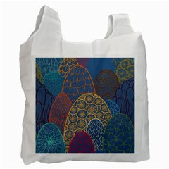 Abstract Nature 13 Recycle Bag (one Side) by tarastyle
