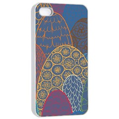 Abstract Nature 13 Apple Iphone 4/4s Seamless Case (white) by tarastyle