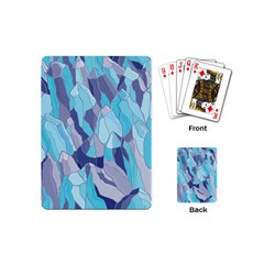 Abstract Nature 14 Playing Cards (mini)  by tarastyle