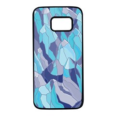 Abstract Nature 14 Samsung Galaxy S7 Black Seamless Case by tarastyle