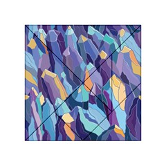 Abstract Nature 15 Acrylic Tangram Puzzle (4  X 4 ) by tarastyle