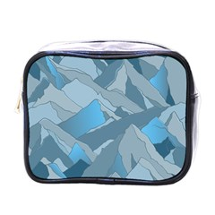 Abstract Nature 16 Mini Toiletries Bags by tarastyle