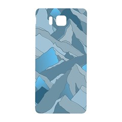Abstract Nature 16 Samsung Galaxy Alpha Hardshell Back Case