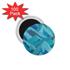 Abstract Nature 17 1 75  Magnets (100 Pack)  by tarastyle