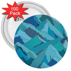 Abstract Nature 17 3  Buttons (100 Pack)  by tarastyle