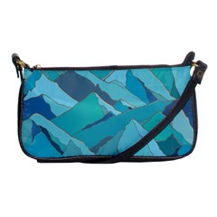 Abstract Nature 17 Shoulder Clutch Bags by tarastyle