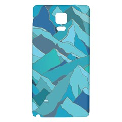 Abstract Nature 17 Galaxy Note 4 Back Case by tarastyle