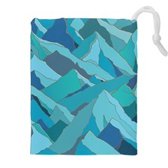 Abstract Nature 17 Drawstring Pouches (xxl) by tarastyle