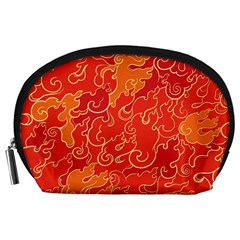 Abstract Nature 18 Accessory Pouches (large)  by tarastyle