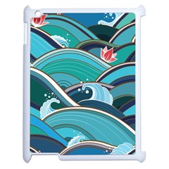 Abstract Nature 19 Apple Ipad 2 Case (white) by tarastyle