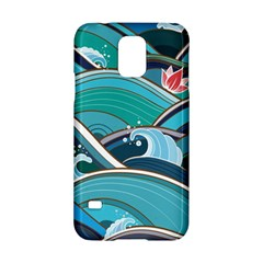 Abstract Nature 19 Samsung Galaxy S5 Hardshell Case  by tarastyle