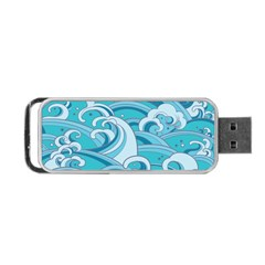 Abstract Nature 20 Portable Usb Flash (one Side) by tarastyle