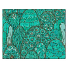 Abstract Nature 21 Rectangular Jigsaw Puzzl by tarastyle
