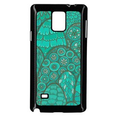 Abstract Nature 21 Samsung Galaxy Note 4 Case (black) by tarastyle