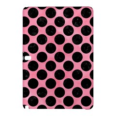 Circles2 Black Marble & Pink Watercolor Samsung Galaxy Tab Pro 10 1 Hardshell Case