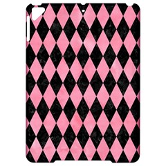 Diamond1 Black Marble & Pink Watercolor Apple Ipad Pro 9 7   Hardshell Case by trendistuff