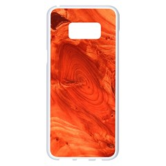 Fantastic Wood Grain 917a Samsung Galaxy S8 Plus White Seamless Case by MoreColorsinLife