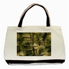 Grannys Hut   Structure 2a Basic Tote Bag (two Sides) by MoreColorsinLife