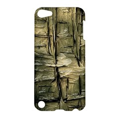 Grannys Hut   Structure 2a Apple Ipod Touch 5 Hardshell Case by MoreColorsinLife