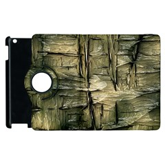 Grannys Hut   Structure 2a Apple Ipad 3/4 Flip 360 Case by MoreColorsinLife