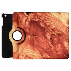Fantastic Wood Grain 917b Apple Ipad Mini Flip 360 Case by MoreColorsinLife