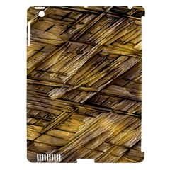 Grannys Hut   Structure 1a Apple Ipad 3/4 Hardshell Case (compatible With Smart Cover) by MoreColorsinLife