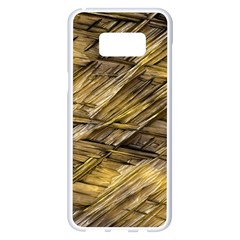 Grannys Hut   Structure 1a Samsung Galaxy S8 Plus White Seamless Case by MoreColorsinLife