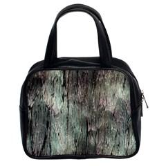 Grannys Hut   Structure 3b Classic Handbags (2 Sides) by MoreColorsinLife