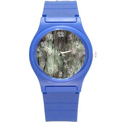 Grannys Hut   Structure 3b Round Plastic Sport Watch (s) by MoreColorsinLife