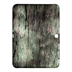 Grannys Hut   Structure 3b Samsung Galaxy Tab 4 (10 1 ) Hardshell Case  by MoreColorsinLife