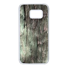 Grannys Hut   Structure 3b Samsung Galaxy S7 White Seamless Case by MoreColorsinLife
