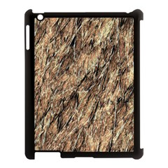 Grannys Hut   Structure 4a Apple Ipad 3/4 Case (black) by MoreColorsinLife