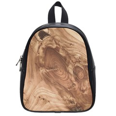 Fantastic Wood Grain 917c School Bag (small) by MoreColorsinLife