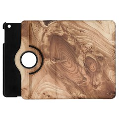 Fantastic Wood Grain 917c Apple Ipad Mini Flip 360 Case by MoreColorsinLife