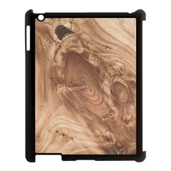 Fantastic Wood Grain 917c Apple Ipad 3/4 Case (black) by MoreColorsinLife