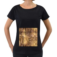 Grannys Hut   Structure 3a Women s Loose Fit T Shirt (black) by MoreColorsinLife