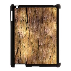 Grannys Hut   Structure 3a Apple Ipad 3/4 Case (black) by MoreColorsinLife
